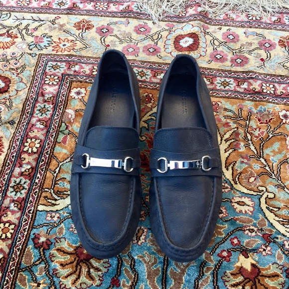 Mens Loafers With Silver Buckle | Poshmark